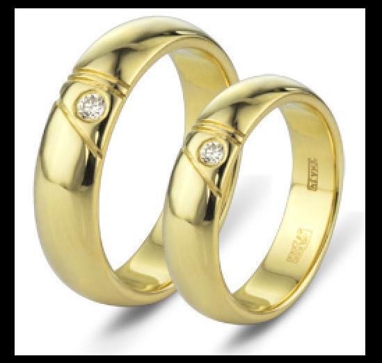 Фото Кольца обручальные помолвочные. . Каталог с ценами и фото в ювелирном интернет магазине золото 585